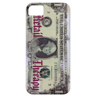 Retail Therapy Cover For iPhone 5/5S