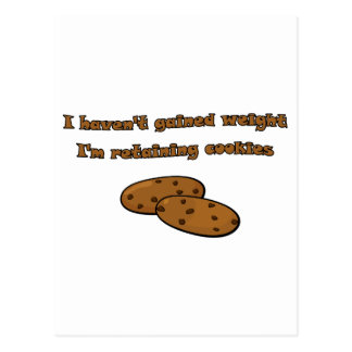 Retaining Cookies Post Cards