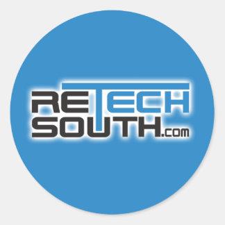 REtechSouth Logo sticker