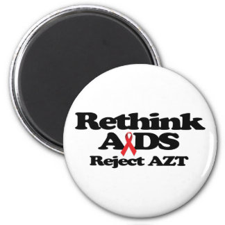 Rethink AIDS Magnet