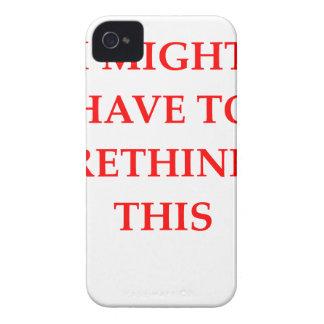 RETHINK iPhone 4 CASE