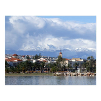Rethymnon Postcard