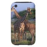 Reticulated Giraffe 2 Tough iPhone 3 Cover