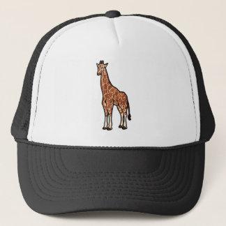 Reticulated Giraffe Trucker Hat