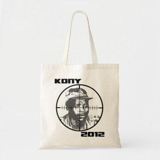Retículos 2012 de la blanco de Kony José Kony Bolsa Tela Barata