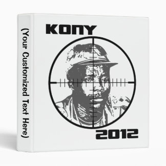 "Retículos 2012 de la blanco de Kony José Kony Carpeta 1"""