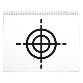 Retículos Calendarios De Pared