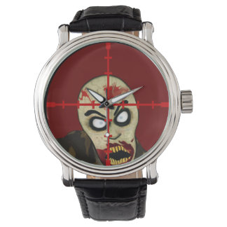 Retículos del zombi relojes