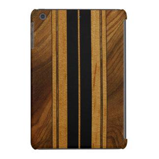 Retina del falso Koa iPad de madera de la tabla Fundas De iPad Mini Retina