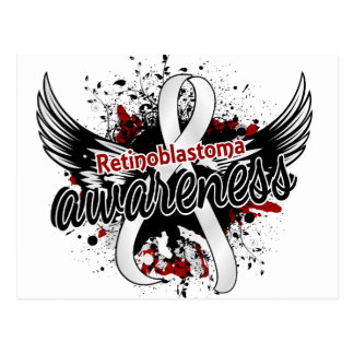 Retinoblastoma Awareness 16 Postcard