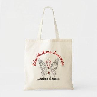 Retinoblastoma Butterfly 6.1 Tote Bag