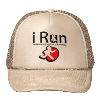 Retinoblastoma Cancer Awareness I Run Mesh Hats