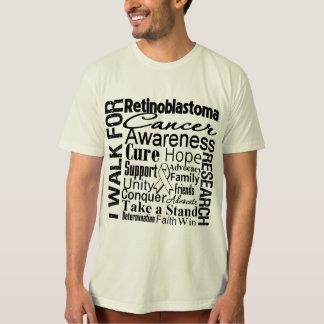 Retinoblastoma Cancer Awareness Walk Tshirt