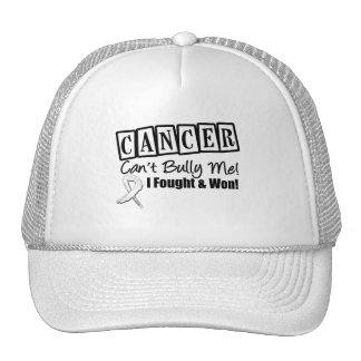 Retinoblastoma Cancer Can't Bully Me...I Won Trucker Hat