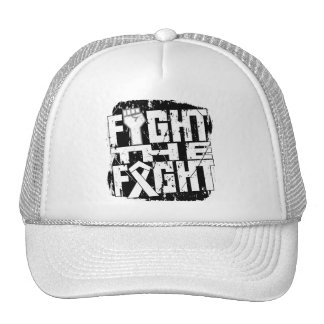 Retinoblastoma Cancer Fight The Fight Mesh Hat