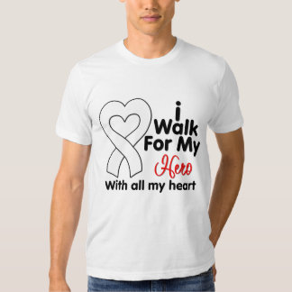 Retinoblastoma Cancer I Walk For My Hero Shirt