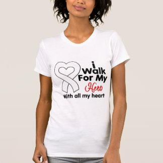 Retinoblastoma Cancer I Walk For My Hero Shirts