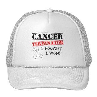 Retinoblastoma Cancer Terminator Hats