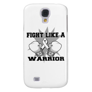 Retinoblastoma Fight Like a Warrior Samsung Galaxy S4 Case