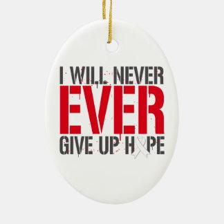 Retinoblastoma I dará nunca nunca para arriba Ornaments Para Arbol De Navidad