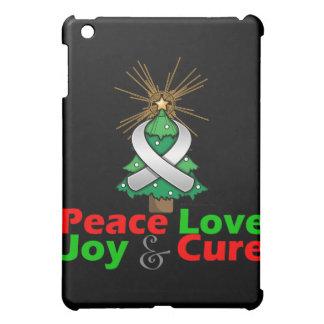 Retinoblastoma Peace Love Joy Cure iPad Mini Case