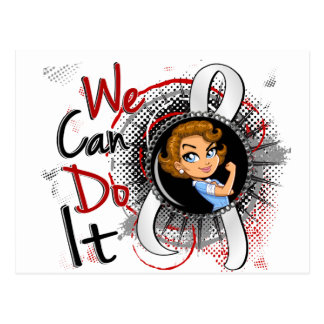 Retinoblastoma Rosie Cartoon WCDI.png Postcard