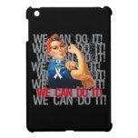 Retinoblastoma Rosie WE CAN DO IT iPad Mini Covers