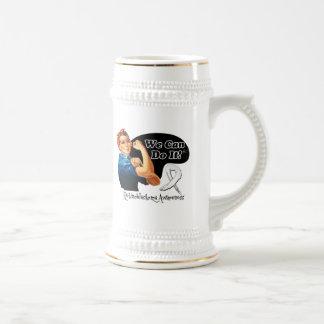 Retinoblastoma We Can Do It Rosie The Riveter Coffee Mug