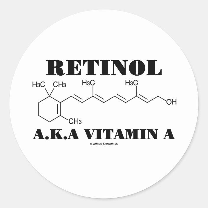 a vitamin retinol