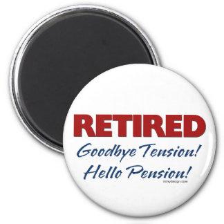 Retirado: ¡Adiós pensión de la tensión hola! Iman
