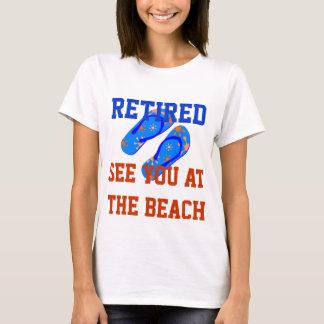 Retirado - véale en la playa playera