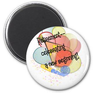 retire3 2 inch round magnet