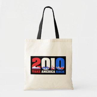 Retire América 2010 Bolsa Tela Barata