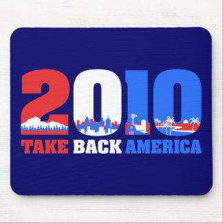 Retire América 2010 Tapetes De Raton