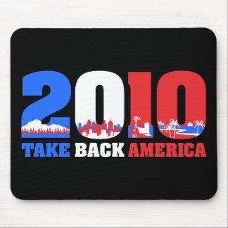 Retire América 2010 Mousepads