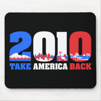 Retire América 2010 Tapete De Raton