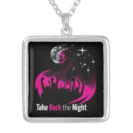 Retire el collar de la noche