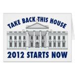 Retire la Casa Blanca Felicitaciones