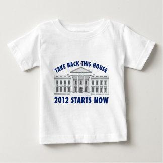 Retire la Casa Blanca Playeras