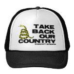 retire nuestro país gorras