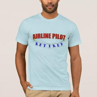 RETIRED AIRLINE PILOT T-Shirt
