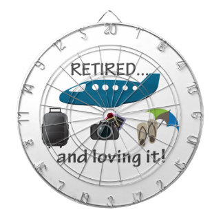 Retired And Loving It Vacation Dartboards