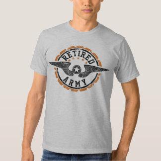 Retired Army Shirt