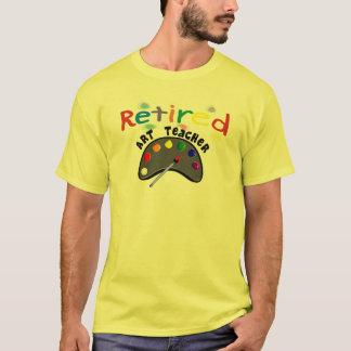 Retired Art Teacher Cards & Gifts T-Shirt