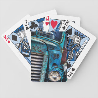 Retired Bicycle Playing Cards