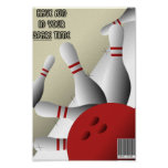Retired Bowlin' Posters