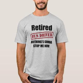 Retired Bus Driver T-Shirt