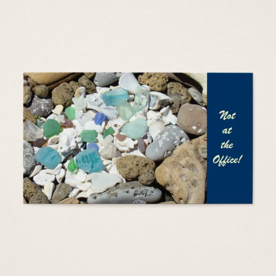 Retired business cards not at the office beach zazzle retired business cards not at the office beach colourmoves
