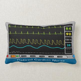Retired Cardiac Nurse Pillow Monitor Design