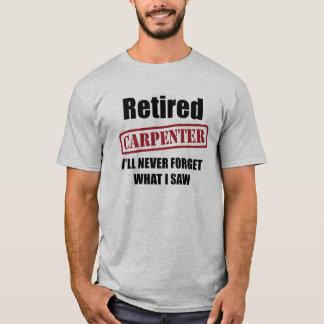 Retired Carpenter T-Shirt